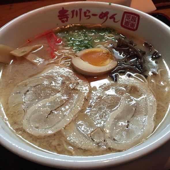 Ramen @ Terakawa Ramen