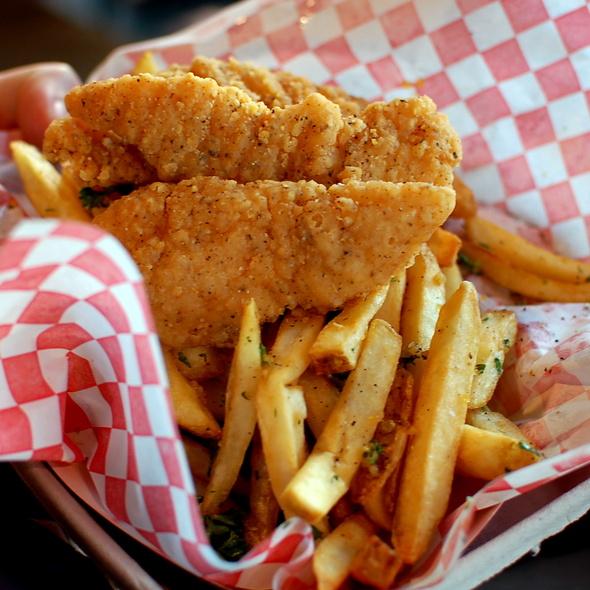 Gilroy Garlic Fries @ AT&T Park