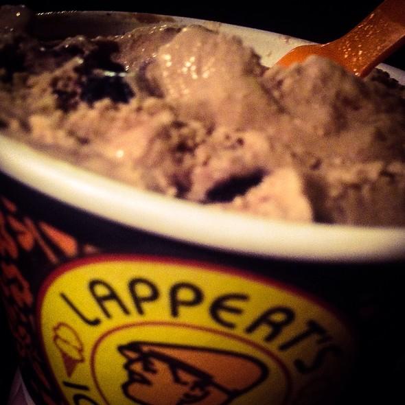 Kahlua Truffle @ Lappert's Ice Cream & Coffee Lounge San Diego