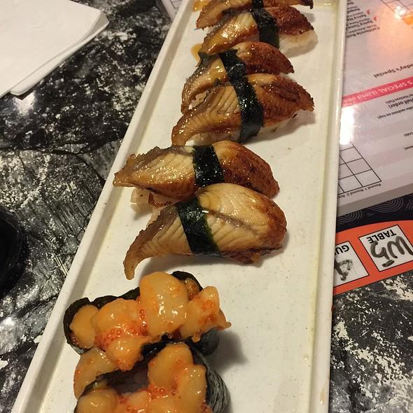 Nigiri @ Kenzo Sushi