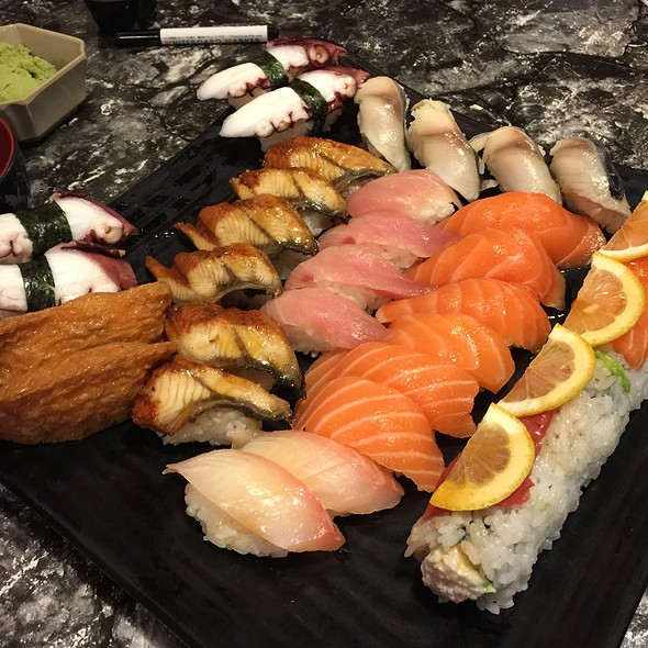 All You Can Eat Sushi @ Kenzo Sushi