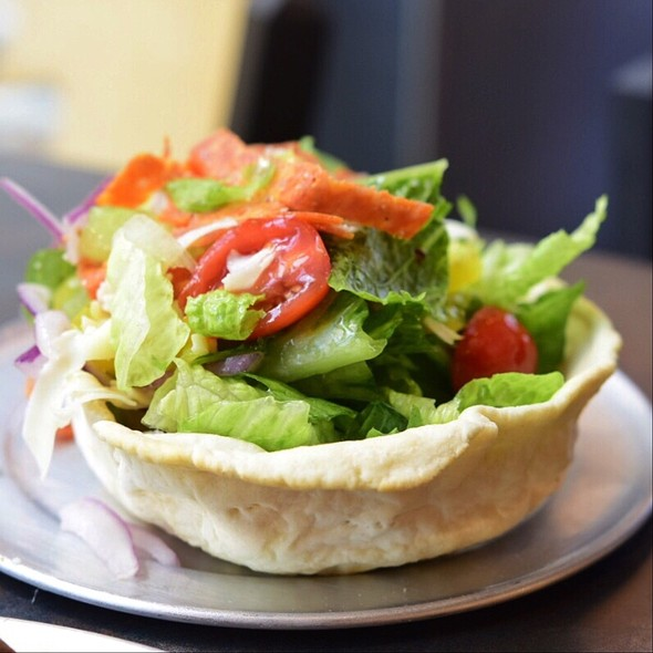 Side Salad @ Pie Five Pizza