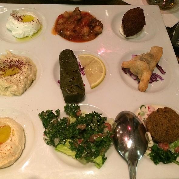 Chef's Platter - Lebanese Taverna - Tysons Galleria, McLean, VA
