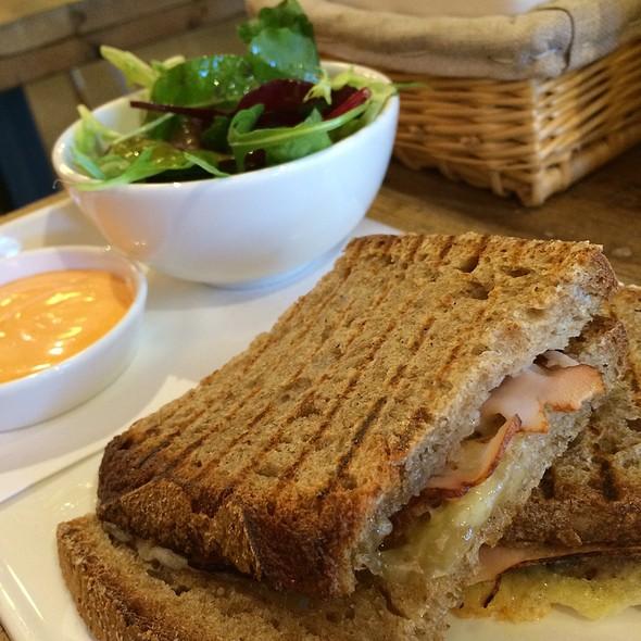 Ham and Cheese @ Vlaamsch Broodhuys R'dam Nwe Binnenweg