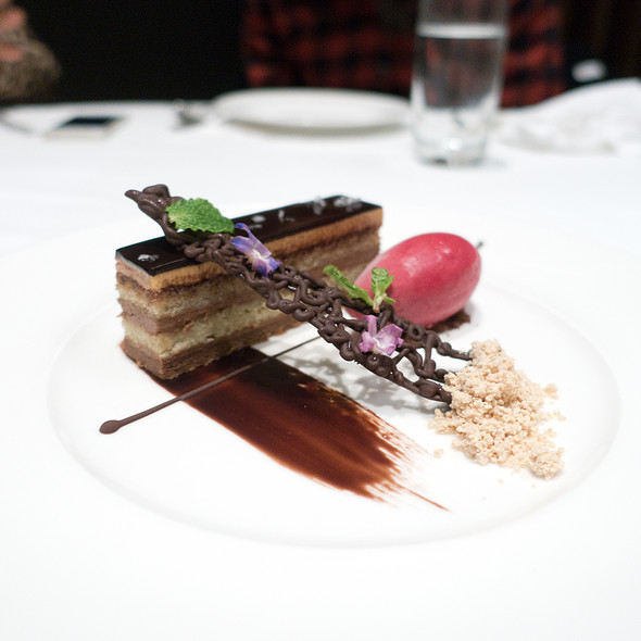 Dessert - Ame, San Francisco, CA