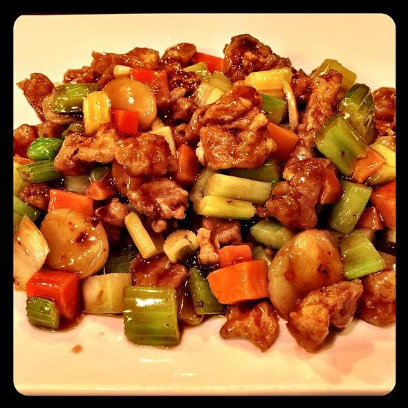 Kung Po Chicken @ Asian Harbor