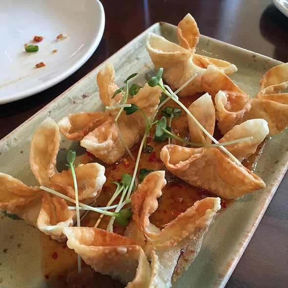 Hand-Folded Crab Wontons @ P.F. Chang's China Bistro