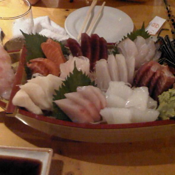 Sashimi @ Take