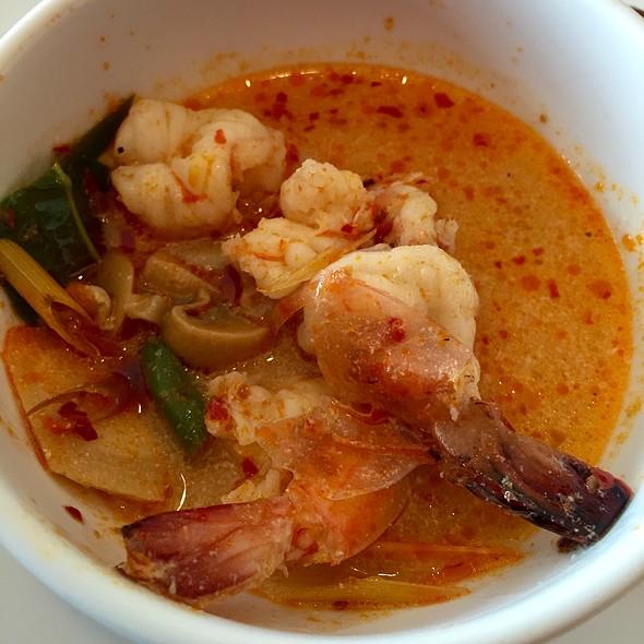 Tom Yam Prawn Soup
