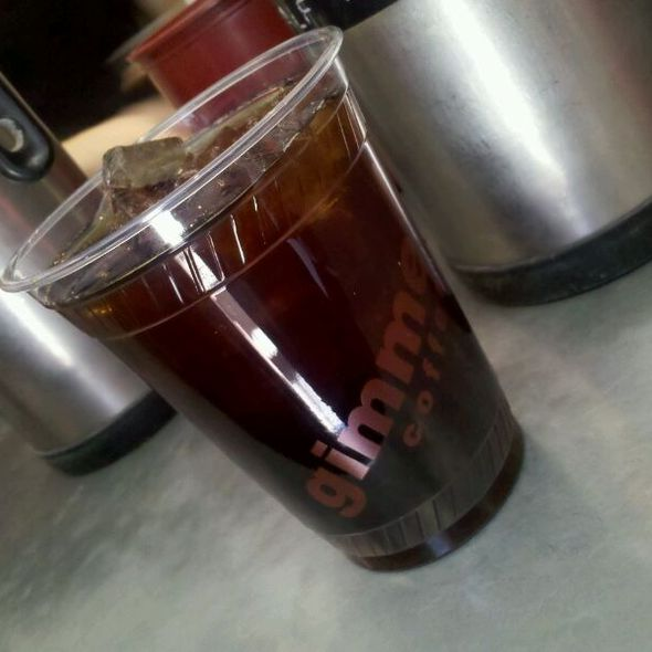Coffee @ Cafe Gitane