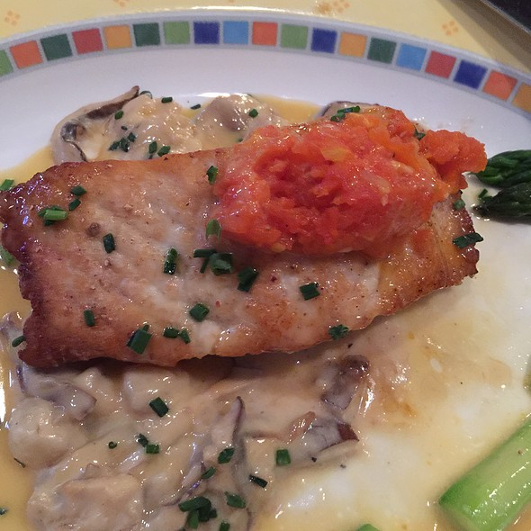 Sturgeon With Potatoes - Cuisine, Detroit, MI