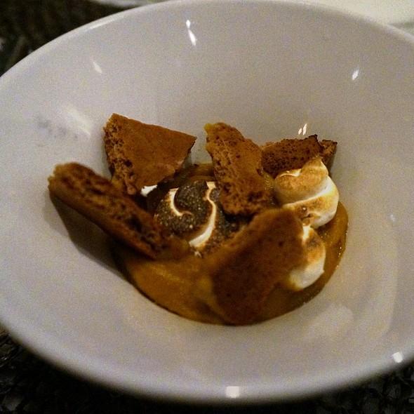 Sweet Potato S'mores @ Sbraga
