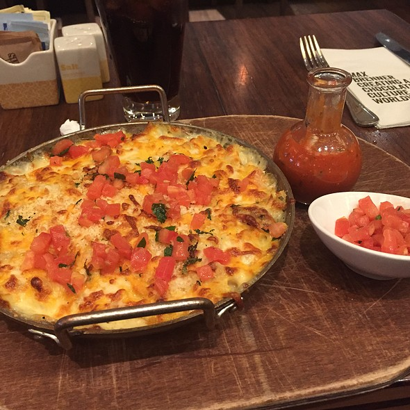 Mac and Cheese - Max Brenner - Union Square, New York, NY