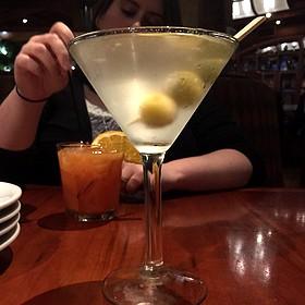 Dirty Martini - Bistro Bella Vita, Grand Rapids, MI