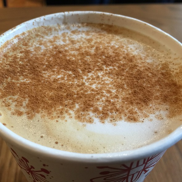 Cinnamon Hazelnut Latte @ Peet's Coffee & Tea