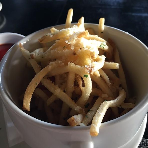 Parmesean Truffle Fries - The Sunset, Malibu, CA