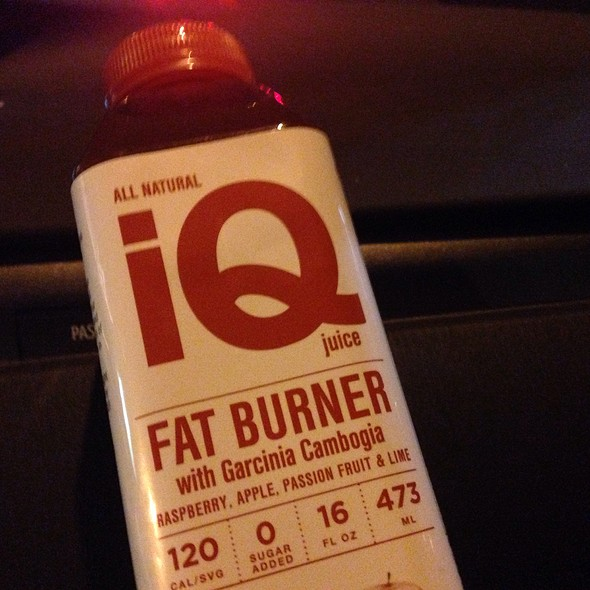 Iq Juice Fat Burner