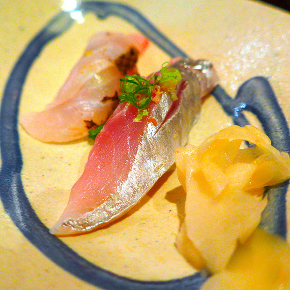 Sushi sushi menu beverly hills ca foodspotting for Aji 53 japanese cuisine