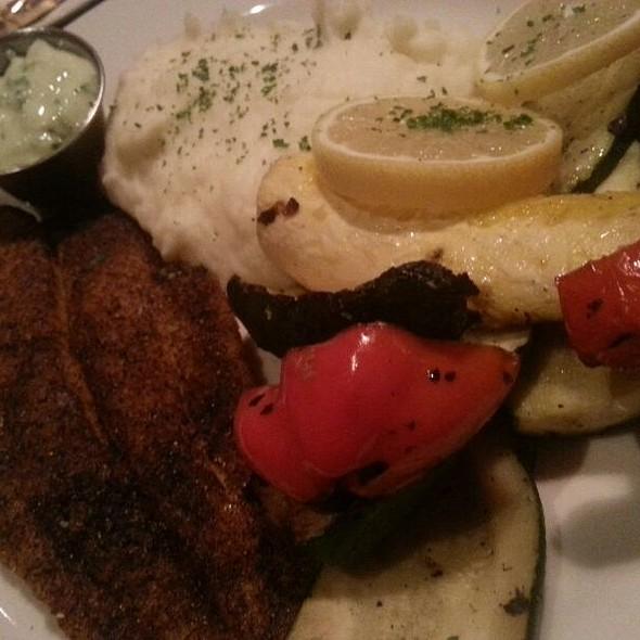 Blackened Catfish - Deep Fork Grill, Oklahoma City, OK