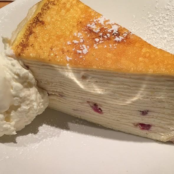 Strawberry Millefeiulle @ Iroha Japanese Restaurant