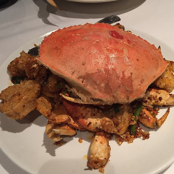 Spicy Crab @ PPQ Dungeness Island