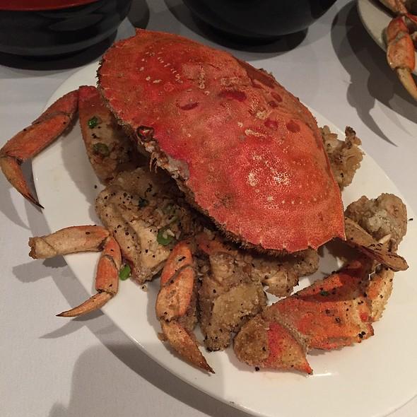 Peppercorn Crab @ PPQ Dungeness Island