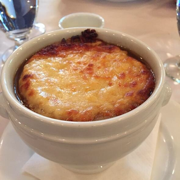 French Onion Soup - L'Express, Montreal, QC