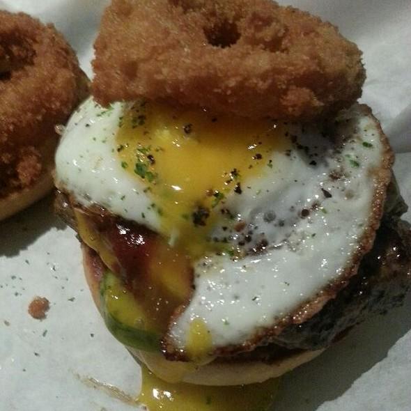 The Lockhart @ Grub Burger Bar
