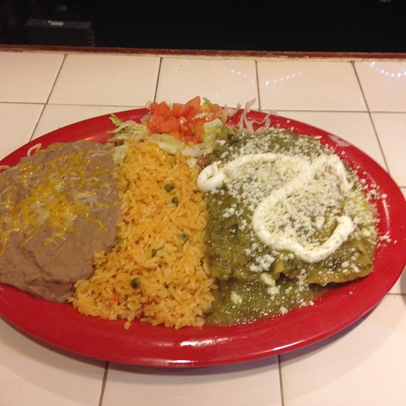 enchiladas @ Jalapenos