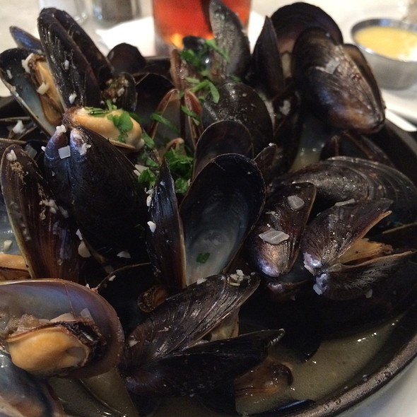 Moules Frites (Mussels And Fries) - Coquette Brasserie, Raleigh, NC