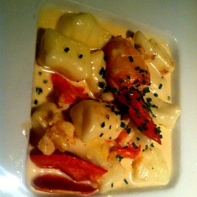 Lobster Mac And Cheese - Posana, Asheville, NC