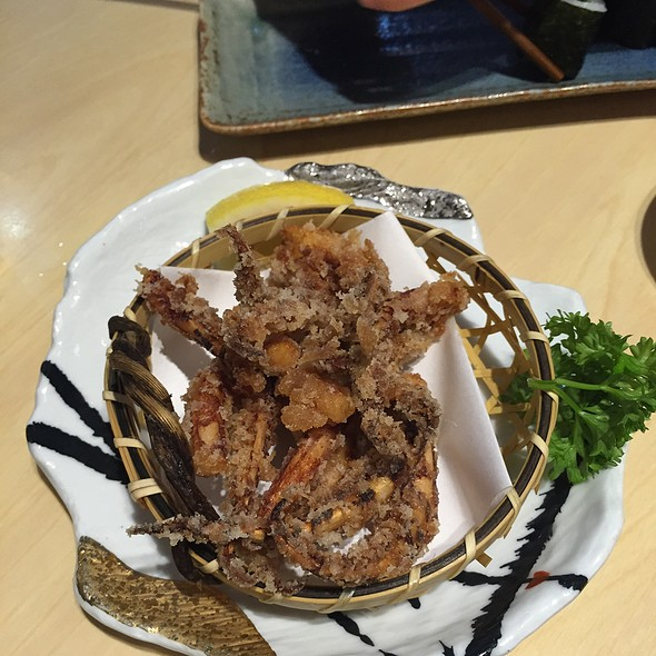 Fried Squid @ Tomi Sushi