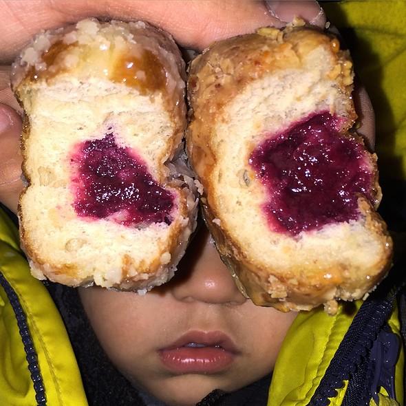 Chanukah Jam Doughseeds