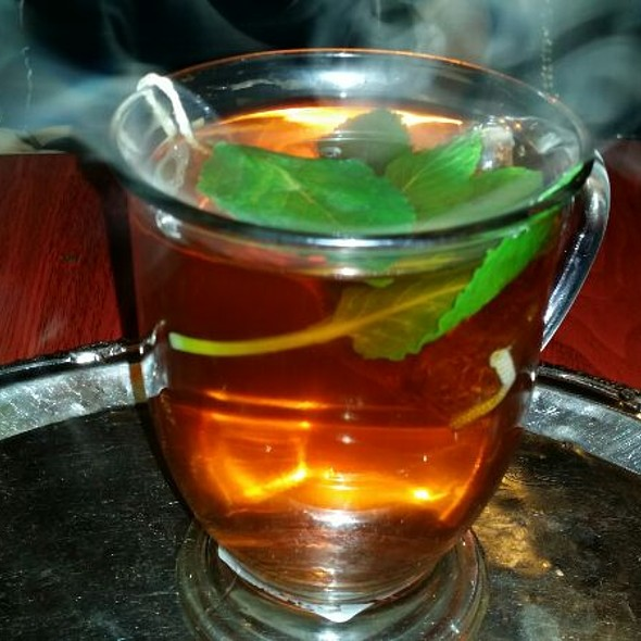 Rooibos Tea @ Manakeesh Cafe Bakery