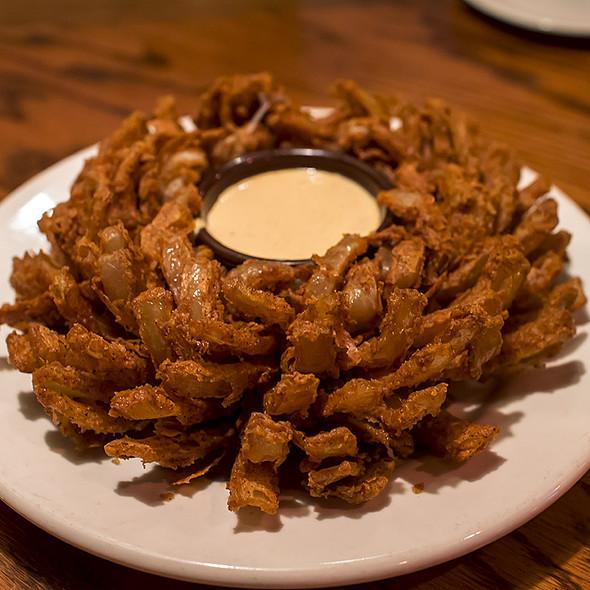 Bloomin' Onion @ outback steakhouse - dublin