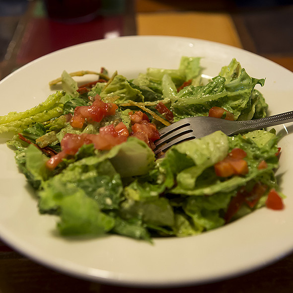Mexican Caesar Salad @ El Torito Mexican Grill