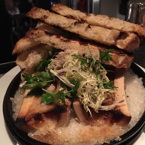 Bone Marrow At Ella Dining Room Bar