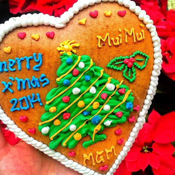 Gingerbread @ MGM Macau