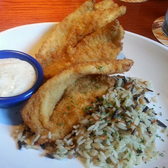 Fried Catfish @ Red Lobster