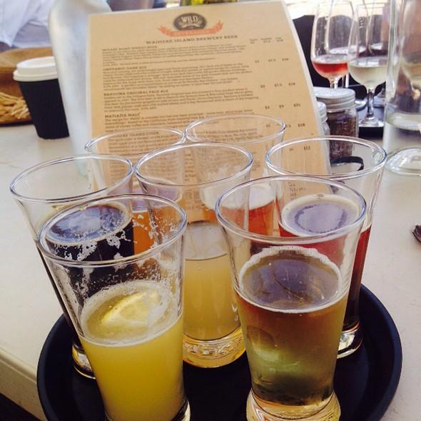 Wine And Beer Tasting