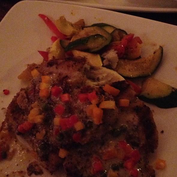 Pork Tenderloin Piccata - Palmers Fresh Grill, Lexington, KY