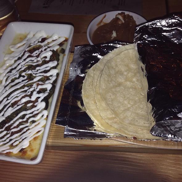 Rajas Con Chorizo - A Toda Madre, Glen Ellyn, IL