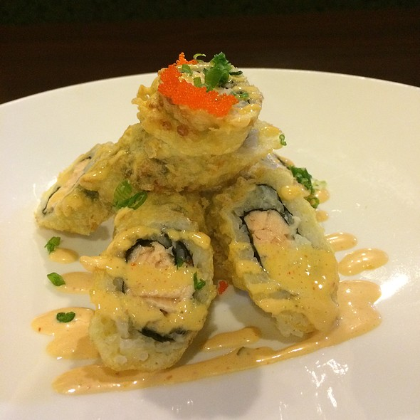 Telfair Sushi Roll @ Aki Steak And Sushi