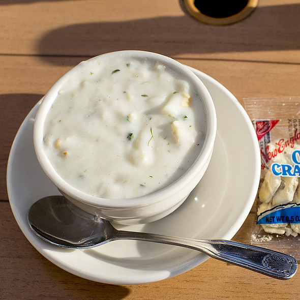 Cup Of Chowder @ Sea Harvest Fish Market