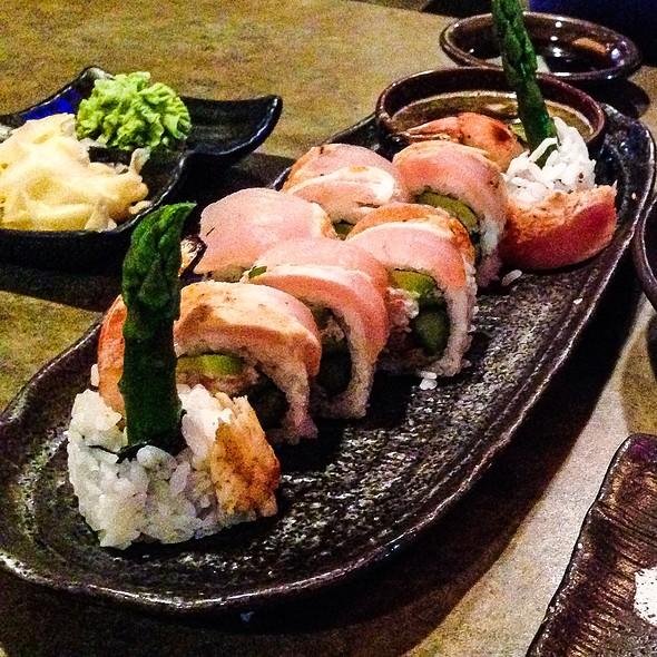 Tsunami Roll @ Poway Sushi Lounge