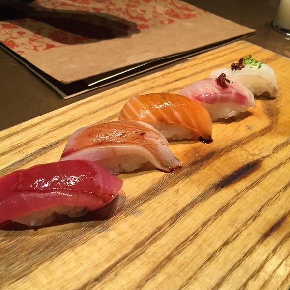 5 Piece Sushi Sampler
