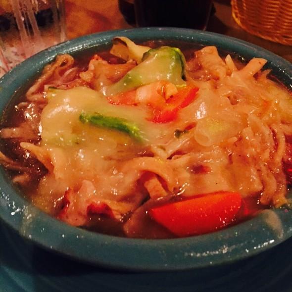 Tortilla Soup @ Pappasito's Cantina