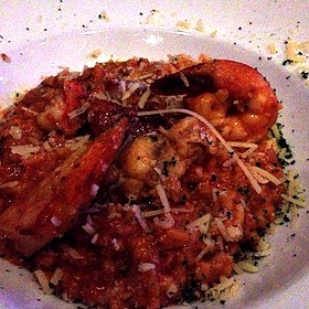 Pescatore With Sherry Risotto