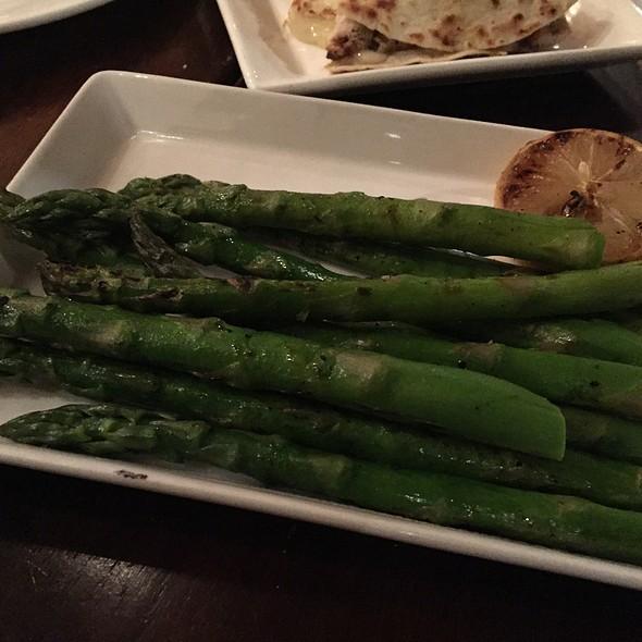 Grilled Asparagus - Tommy Bahama Restaurant & Bar - Sandestin, Miramar Beach, FL