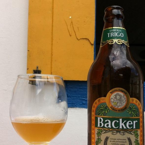 Cerveja De Trigo @ O Passo Restaurante
